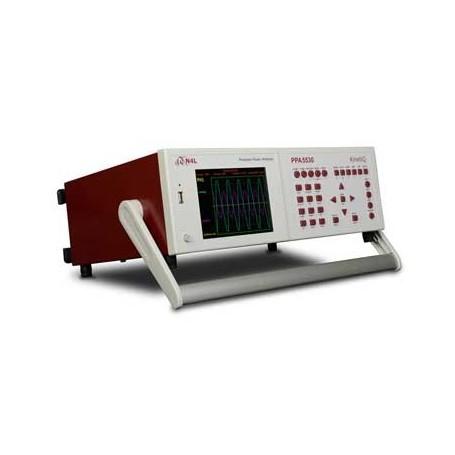 Analyseur de puissance DC et de 10mHz à 2MHz : PPA5500