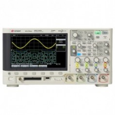Oscilloscope à signaux mixtes 100MHz - 4 voies : MSOX2014A
