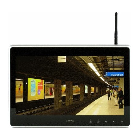 """15.6"""" WXGA Infotainment Touch Display With Industrial Cloud Technology : ACD-515C"""