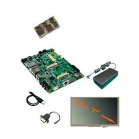 """Kit de développement ARM avec entrée vidéo - Ecran 7"""": Tsunamipack-XL"""