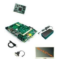 """Kit de développement ARM pour applications graphiques - Ecran 4.3"""" : Twisterpack"""