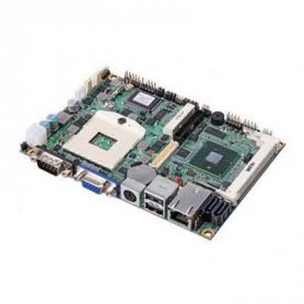 "3.5"" SBC support Intel Core i7 / i5 / i3 Mobile processor : LS-377"