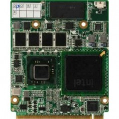 Qseven CPU Module with Onboard Intel Atom N450 Processor : AQ7-LN