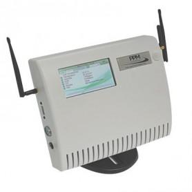 Contrôleur fixe qualité air intérieur à écran tactile : IAQ Profile