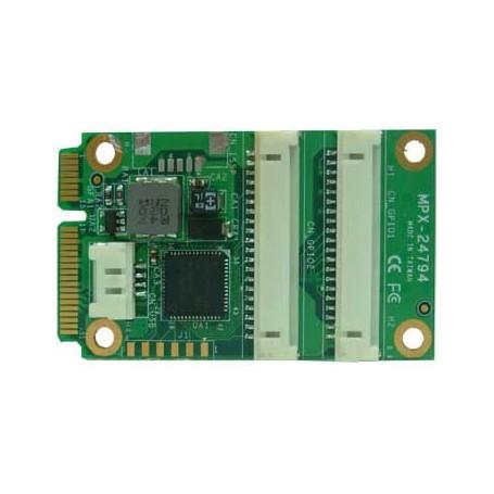 PCI Express mini card support 32-bit GPIO : MPX-24794G