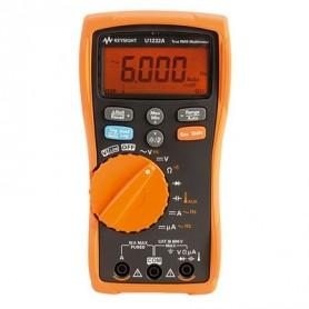 Multimètre 6000 points TRMS avec détecteur de tension sans fil : U1233A