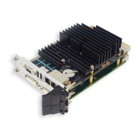Compact PCI 3U avec processeur Intel PineView N40 ou D510 : CPC508