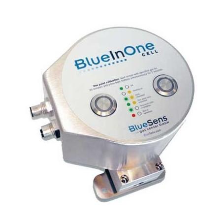 Analyseur fixe CO2 et O2 pour fermenteurs : BlueInOne Ferm