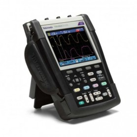 Oscilloscope portable 4 voies - 100MHz : THS3014