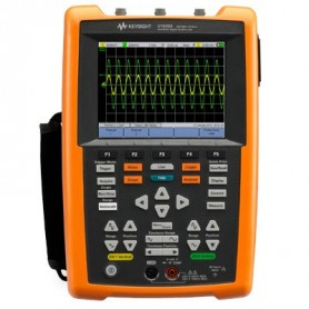Oscilloscope portable 2 voies - 100Mhz : U1610A