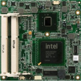 COM Express Type 2 CPU Module With Onboard Intel Atom D525 Processor : COM-LN Rev B
