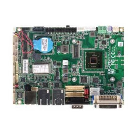 "3.5"" SubCompact Board Intel Atom D2700/N2800/N2600 : GENE-CV05"