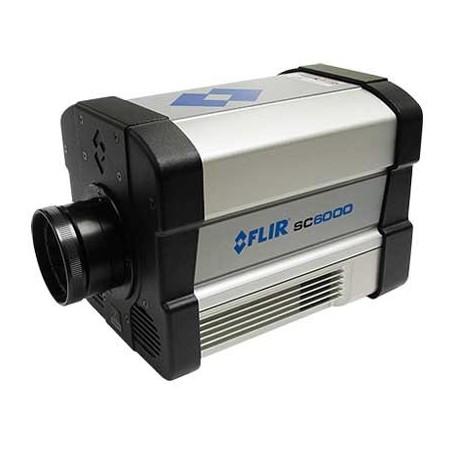 Caméra thermique refroidie R/D de laboratoire : FLIR SC6000