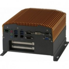 AEC-6967 : Advanced Fanless Embedded Controller With Intel 2nd Generation Core i Series Processors And PCI-Express Expansion