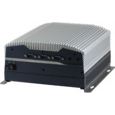 AEC-6876 : Fanless Embedded Controller With Intel Core i5 Celeron Processor And PCI-Express Expansion
