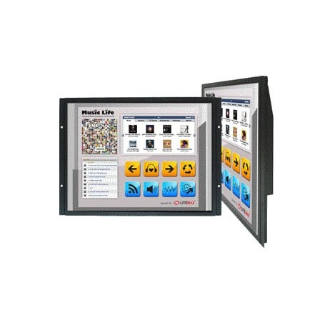 "Modèle 15"", 1600nits, XGA : SLO1568 (Smart Panel)"
