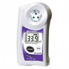 Réfractomètre numérique acide tartrique raisins : PAL-Easy ACID2