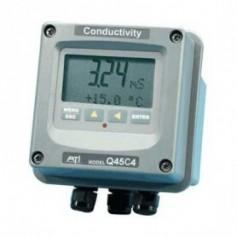 Analyseur de conductivité d'electrode : Q45C4