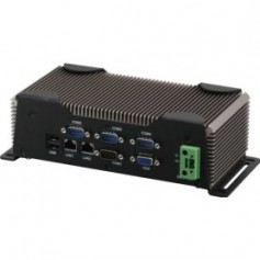 AEC-6613 : Fanless Embedded Controller With Intel NM10 Chipset