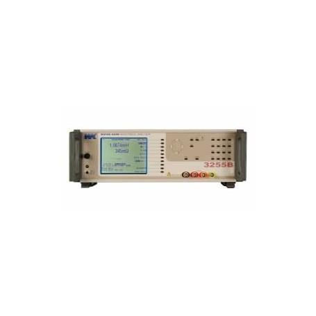 Pont RLC 3255B / 20Hz-500kHz / Précision : 0,1% / Graphique : Non / Application : Inductance