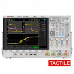Oscilloscope à signaux mixtes 200MHz - 4 voies : MSOX4024A