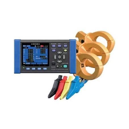 Enregistreur et analyseur de puissance jusqu'à 780V : PW3360-20