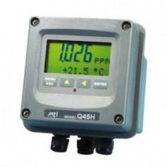 Analyseur de chlore résiduel pour les eaux propres et potables : Q45H/62