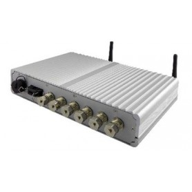 Full IP65-rated EAC Box PCs : F65EAC-IV32