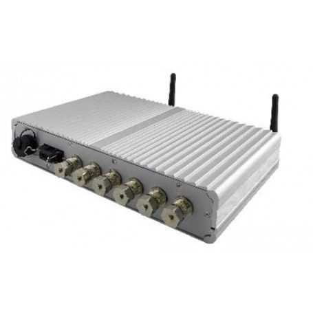 Full IP65-rated EAC Box PC : F65EAC-ID31