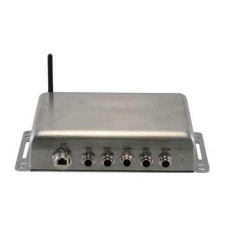 IP-67 Water-Proof Fanless Embedded Controller With Intel Atom N270 Processor : AEC-6511