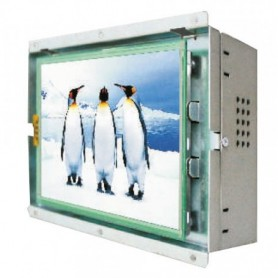 "Panel PC with Samsung 6410 Processor 4.3"" ARM HMI : W04SA20-OFH1HM"