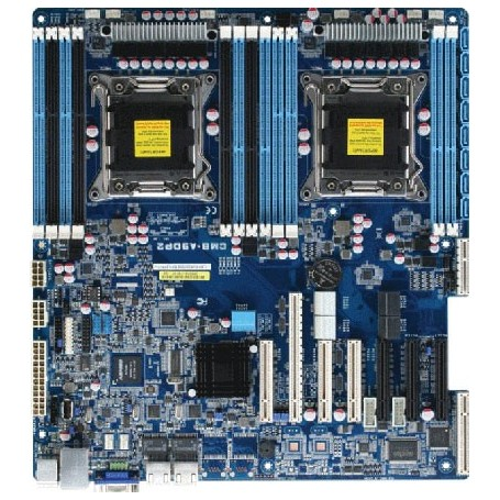 High Performance Server Board with Dual Intel Xeon Processors : CMB-A9DP2