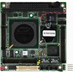 PC/104 Module with Onboard AMD Geode LX800 Processor : PFM-541I