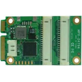 PCI Express mini card support 32-bit GPIO : MPX-24794G2
