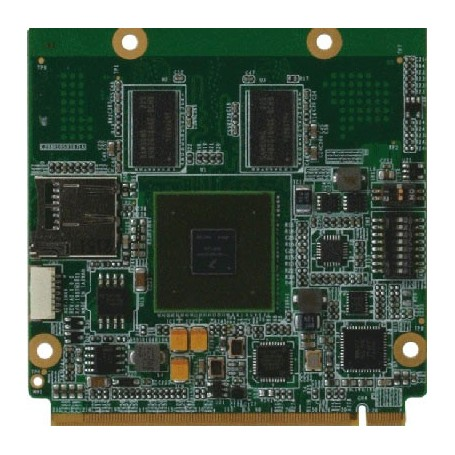 Q7 CPU Module with Onboard Freescale i.MX6 Solo/Dual/Quad ARM Cortex A9 Processor : AQ7-IMX6