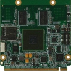 Q7 CPU Module with Onboard Freescale i.MX6 Solo/Dual/Quad ARM Cortex A9 Processor : AQ7-IMX6
