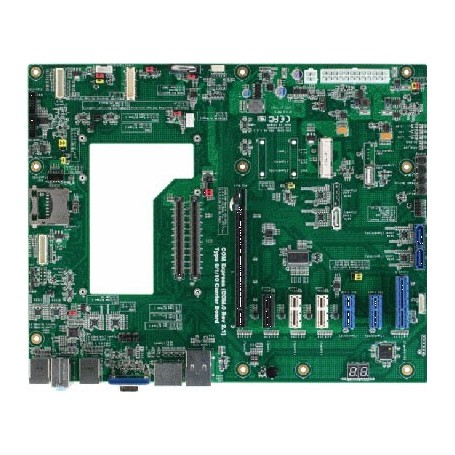 Universal Type 1/6/10 Carrier Board : ECB-920A