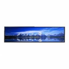"37.7""Resizing LCD,1000 nits LED backlight, 1920x460 ratio 16:3.8 : SSD3725"