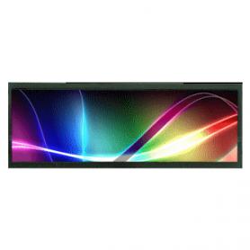 "8""Resizing LCD,200 nits LED backlight, 1024x324 ultra ratio 16:5 : SSF0822"