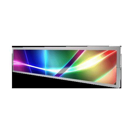 "28""Resizing LCD 1366x254 ratio 16:3 : SSF2825 V2"