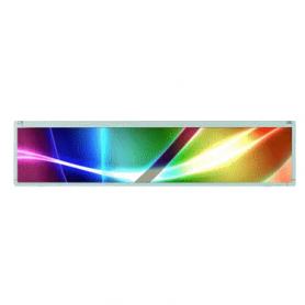 """28""""Resizing LCD,500 nits LED backlight, 1920x357 ratio 16:3 : SSF2843"""