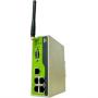 Modem 4 x Ethernet LAN / Wi-Fi / Série vers Ethernet WAN / HSPA+ / UMTS : InRouter 6X5