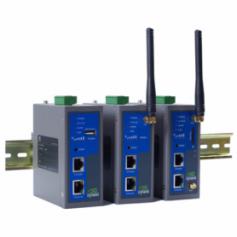 Modem industriel RS-232 / RS-485 / Ethernet vers HSUPA / GSM : InRouter700