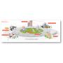 Liaison radio Ethernet point à point et à multipoint : Airmux 5000