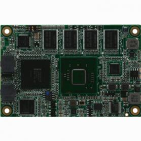 COM Express Type 10 CPU Module with Onboard Intel Atom N2600 Processor : NanoCOM-CV Rev.B