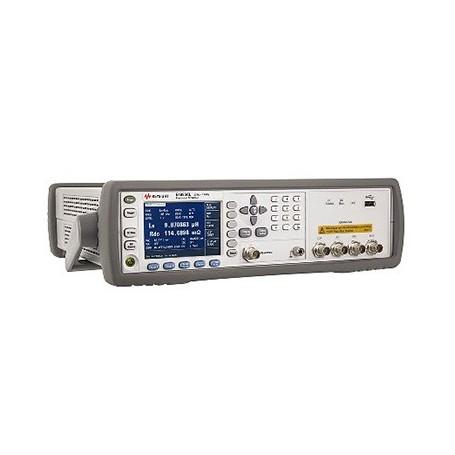 Pont RLC de 20 Hz à 300 kHz/500 kHz/1 MHz : E4980AL
