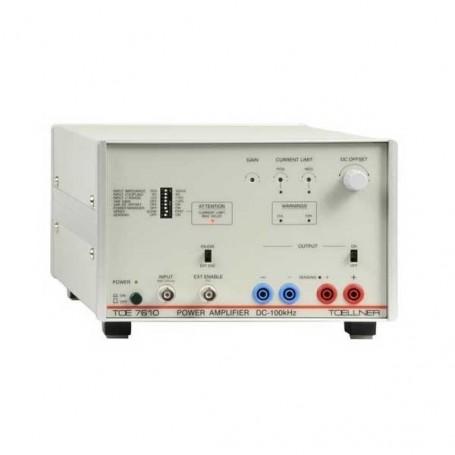 Amplificateur bipolaire de 0 à 100 kHz : TOE 7610