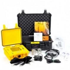Analyseur ultrason pour béton et matériaux graineux : V-Meter Mark IV