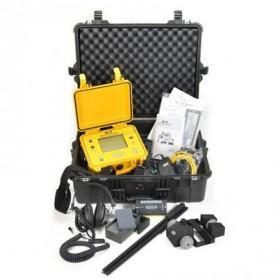 Analyseur de barres d'armatures béton : Rebarscope R-Meter Mk III