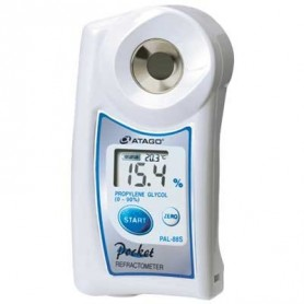 Réfractomètre numérique propylène glycol : point de congélation PAL-88S